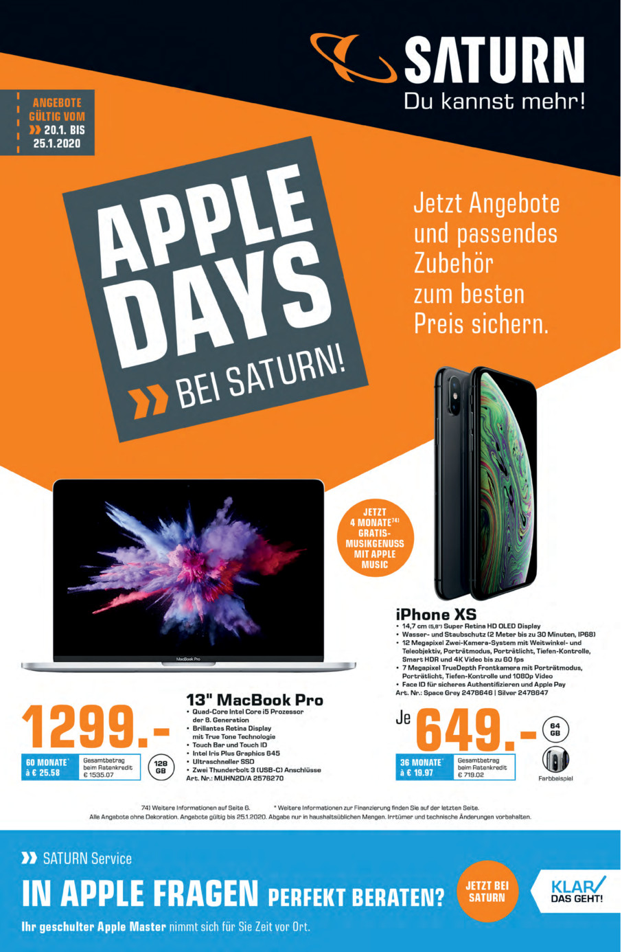 SATURN_Apple Day