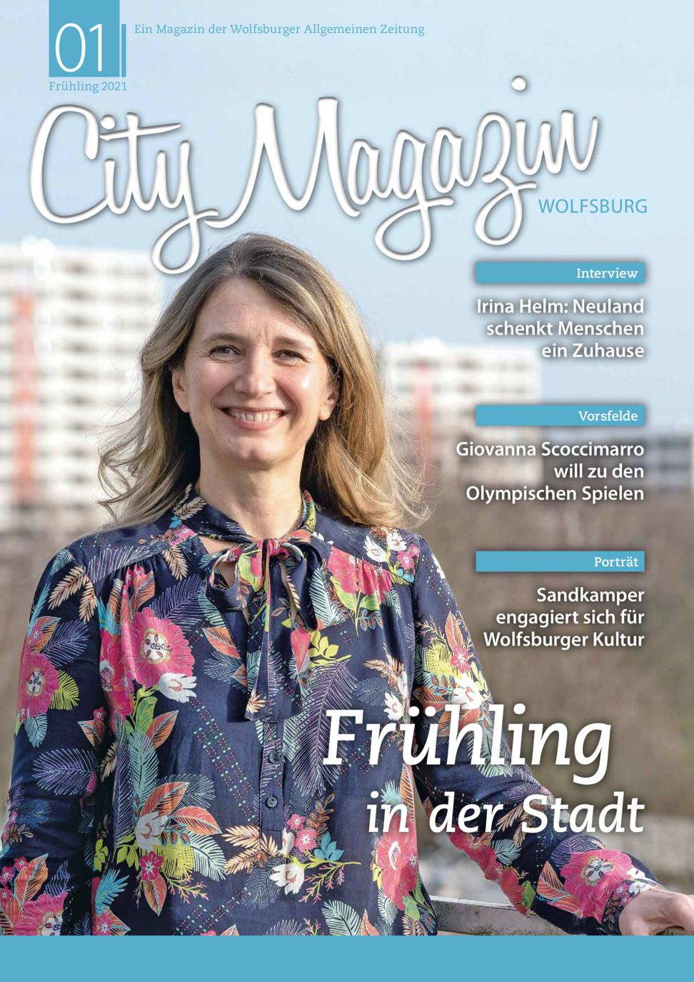 City Magazin Wolfsburg