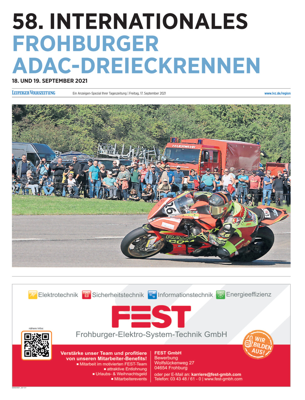 58. Internationales Frohburger  ADAC-Dreieckrennen