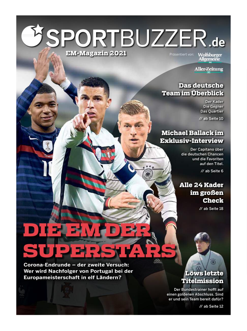 EM-Magazin 2021_Sportbuzzer
