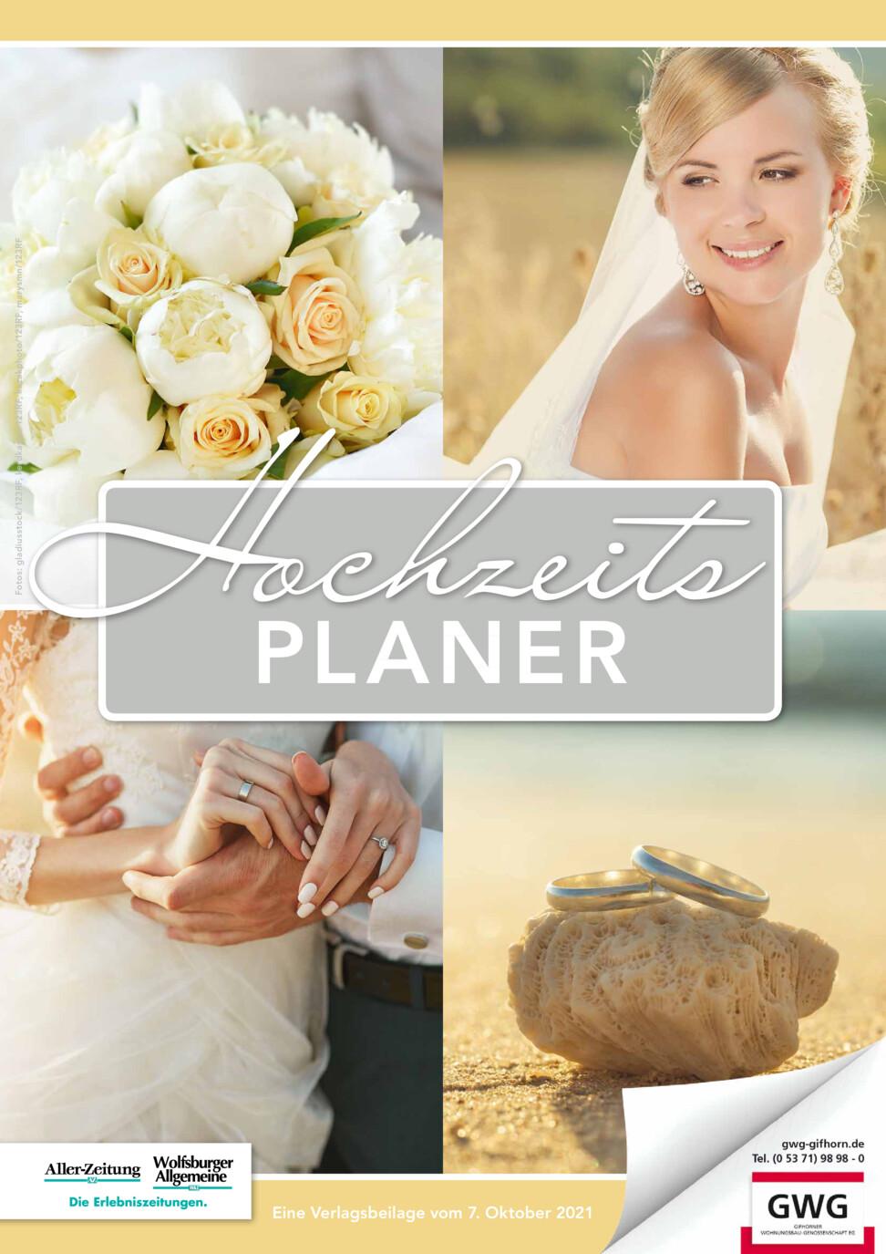 Hochzeitsplaner 2021